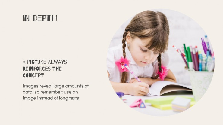 Newsletter pour les écoles primaires : Modèles de présentation