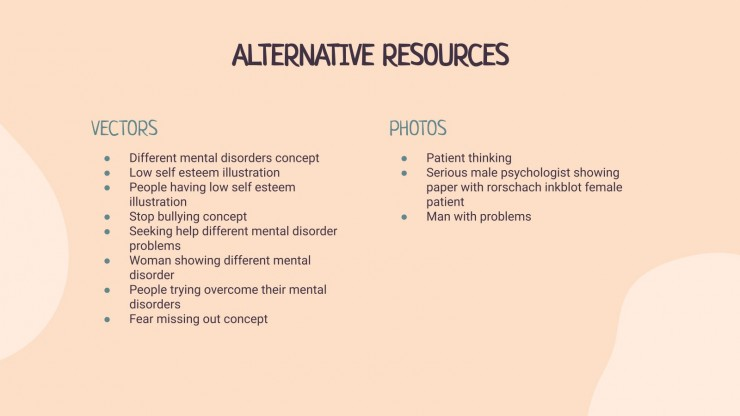 Percée concernant la dépression : Modèles de présentation
