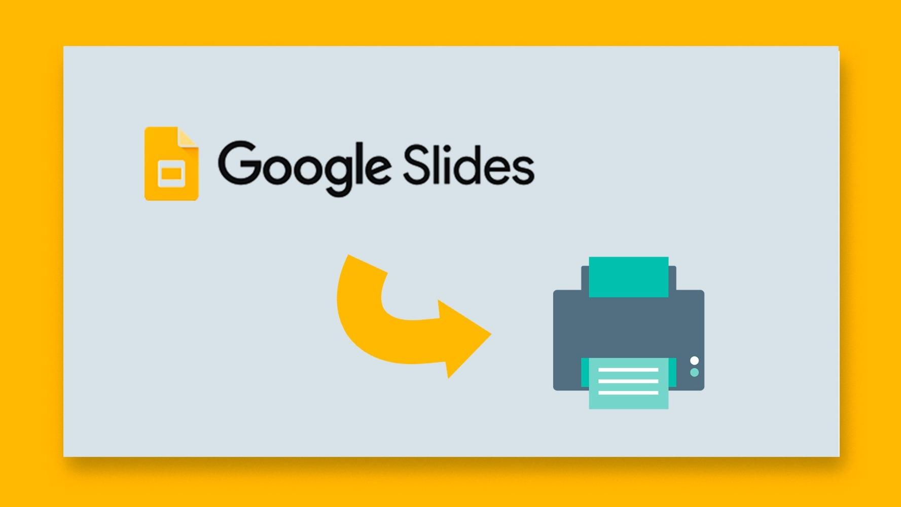 Como imprimir apresentações do Google Slides   Tutoriais e Dicas de apresentação