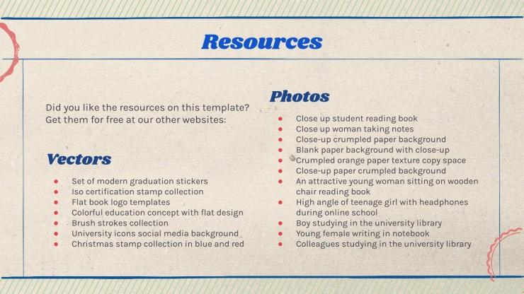 Alte Gittertextur Abschlussarbeit Präsentationsvorlage