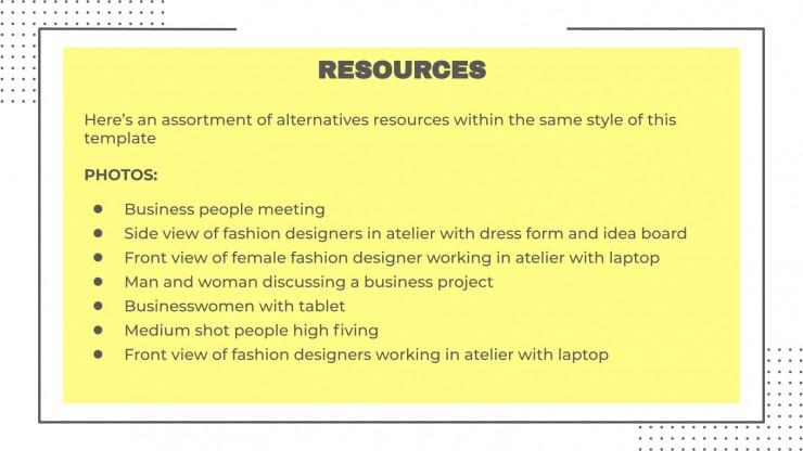 Plantilla de presentación Informe sobre el estado del proyecto
