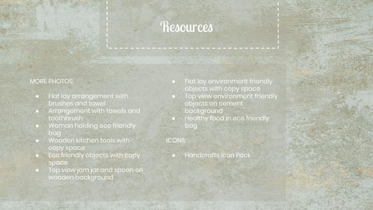 Modelo de apresentação Curso sobre resíduo zero