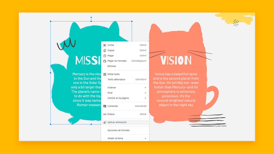 Cómo añadir animaciones y transiciones en Google Slides | Tutoriales y Tips para tus presentaciones