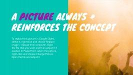 Festival Holi : Modèles de présentation
