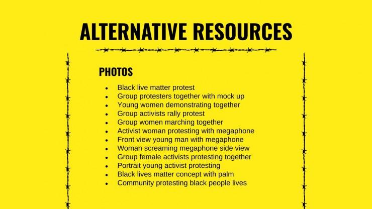 Worldwide Amnesty Day presentation template