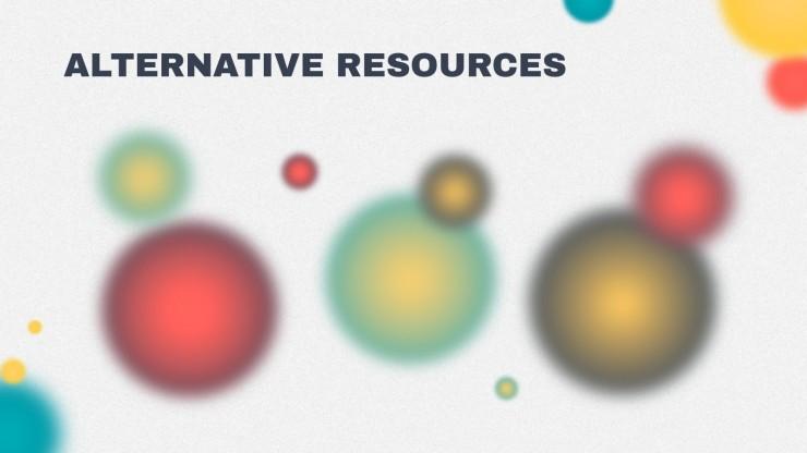 Heavy Gas Spheres Business Plan presentation template