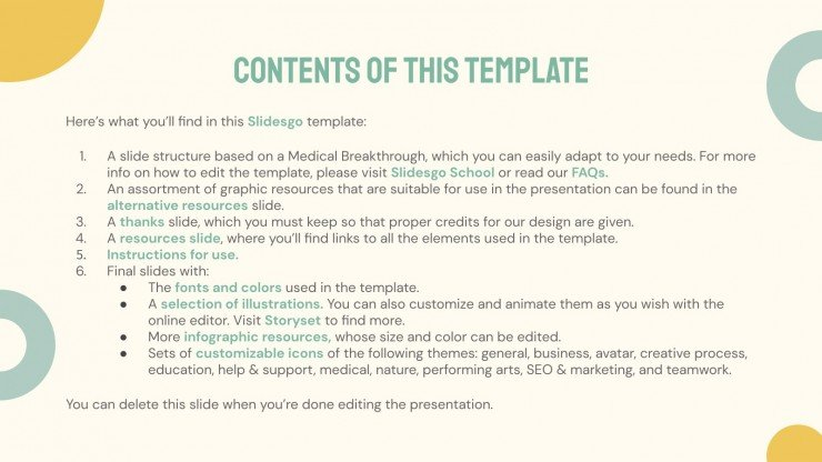 Save Your Hearing Breakthrough presentation template