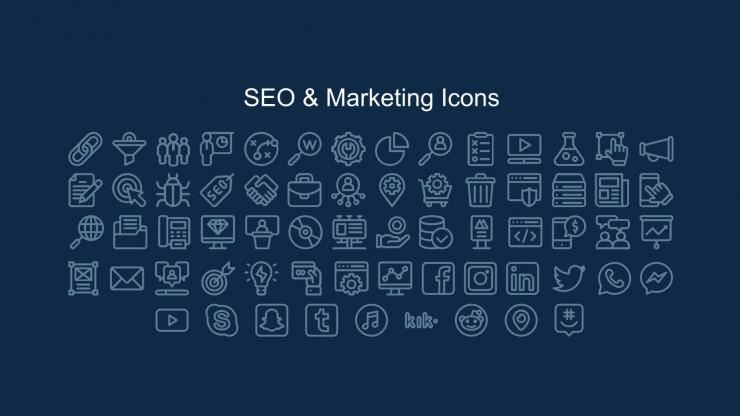 Rapport marketing de mai : Modèles de présentation
