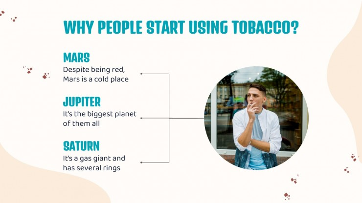 World No Tobacco Day presentation template