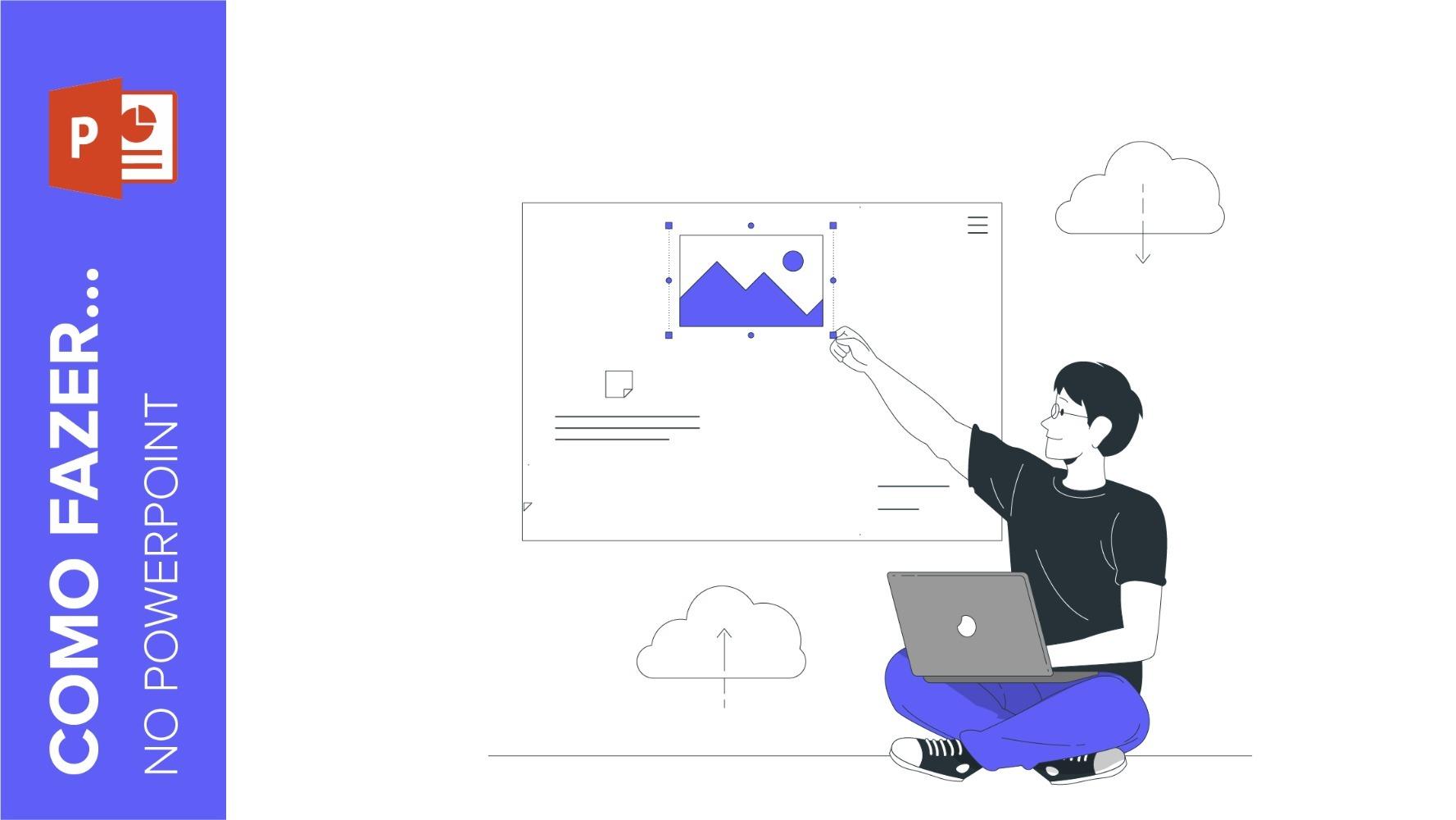 Como trocar a imagem e a cor do plano de fundo no PowerPoint | Tutoriais e Dicas de apresentação