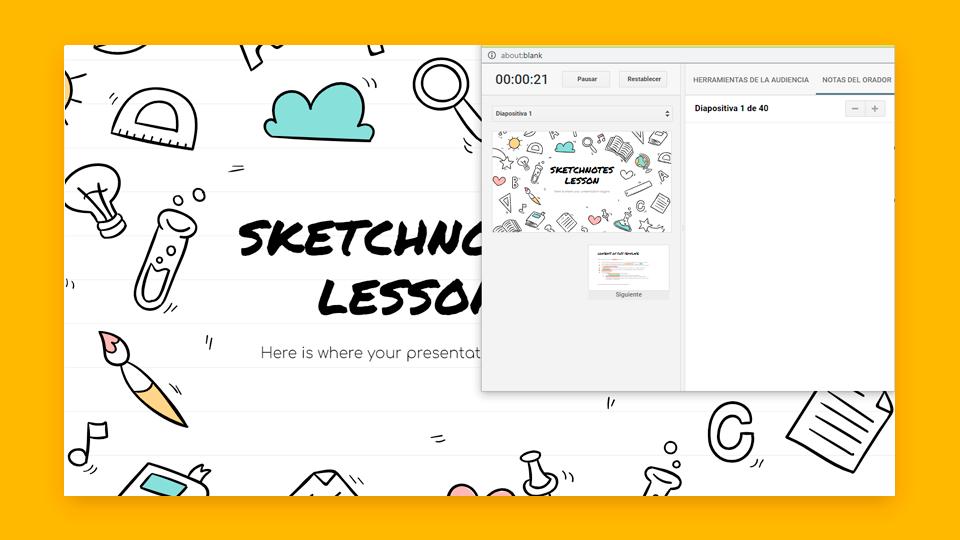 Cómo añadir notas del orador en Google Slides   Tutoriales y Tips para tus presentaciones