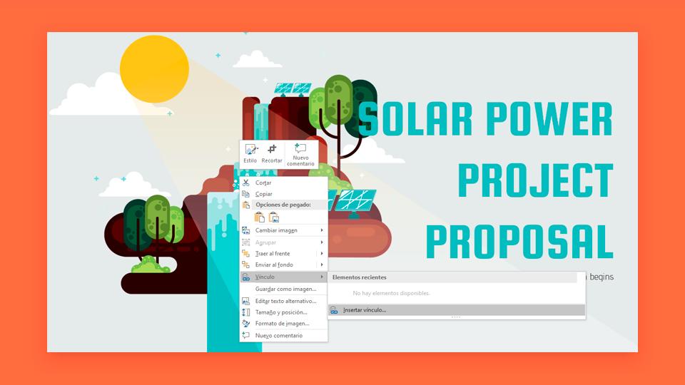 Cómo insertar hipervínculos en PowerPoint   Tutoriales y Tips para tus presentaciones