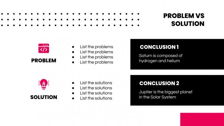 Annual Balance Report presentation template