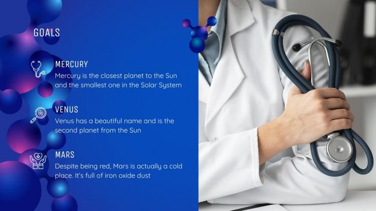 Modelo de apresentação Revoluções médicas