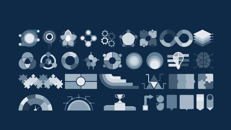 Modèle d'entreprise créatif : Modèles de présentation