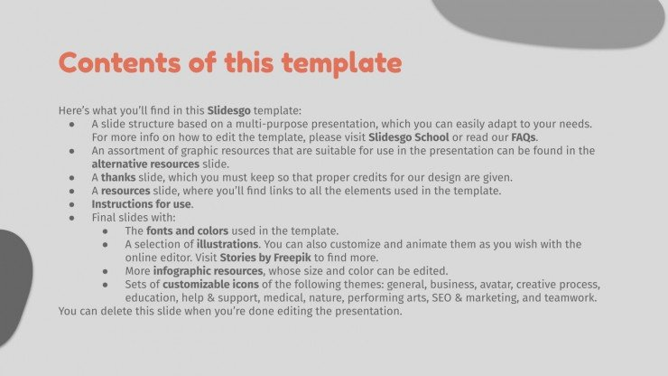 Global Day of Parents presentation template