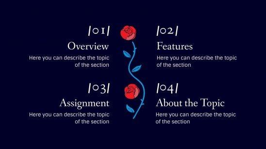 Plantilla de presentación Clase sobre fonemas
