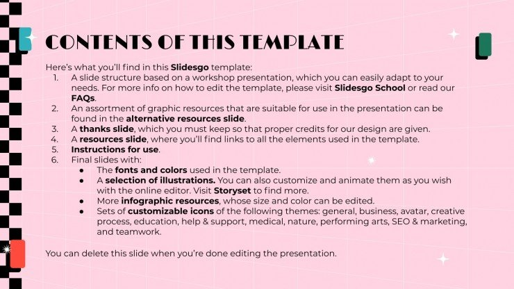 Master the Yo-Yo! presentation template
