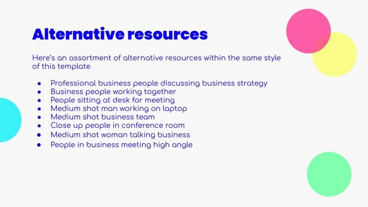 Plantilla de presentación Reunión de comunicación efectiva