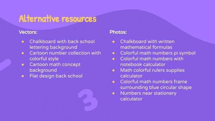 Operations and Algebraic Thinking - Math for Elementary presentation template