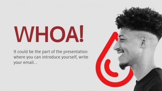 World Blood Donor Day presentation template