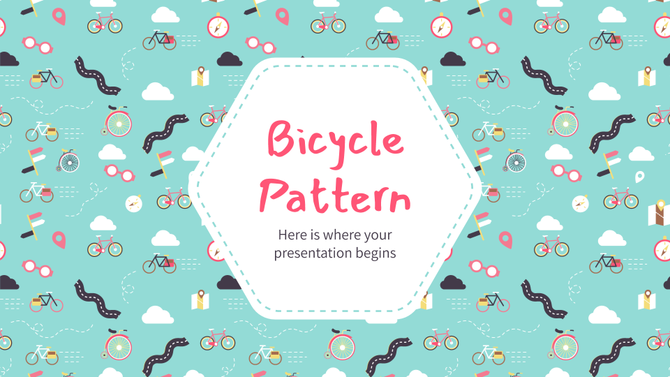 Modèle de vélo : Modèles de présentation