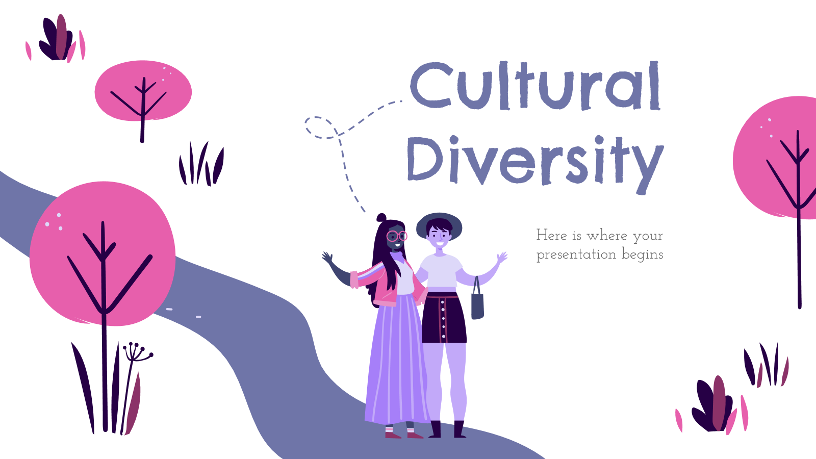 Cultural Diversity presentation template