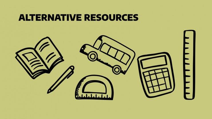 Interessen- und Erkundungsschulzentren Präsentationsvorlage