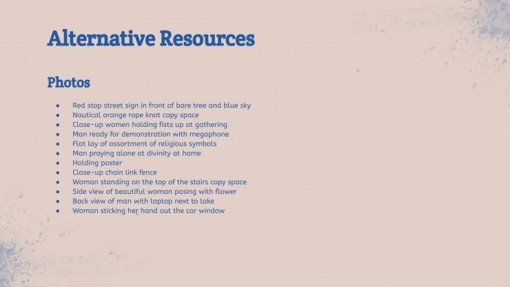 HS Electives: Sociology Subject for High School - 9th Grade: Culture & Social Control presentation template