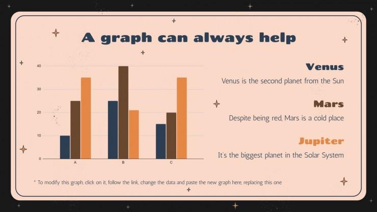 Tarot Style Slides für die Sekundarstufe Präsentationsvorlage