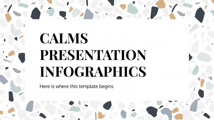 Infografías para presentación relajada