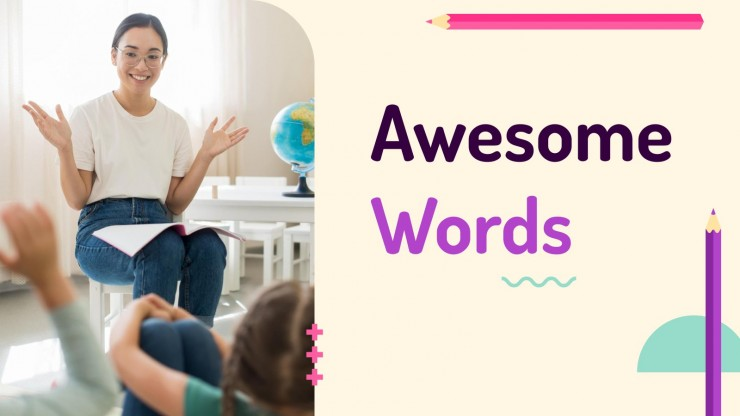 Rencontrer l'enseignant : Modèles de présentation