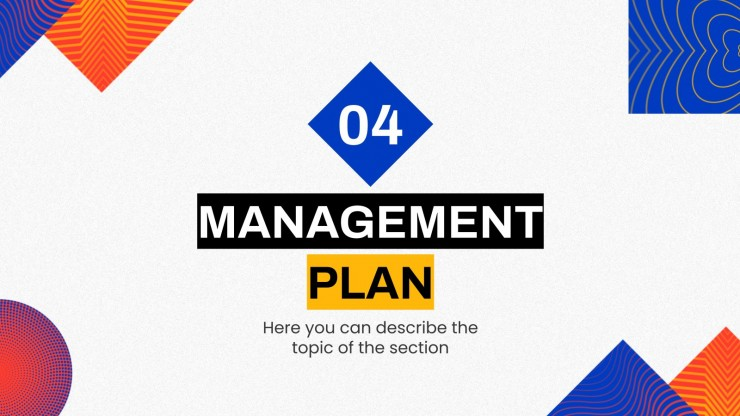 Plan d'affaires Arkestra : Modèles de présentation