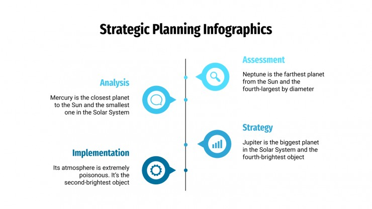 Strategic Planning Infographics presentation template