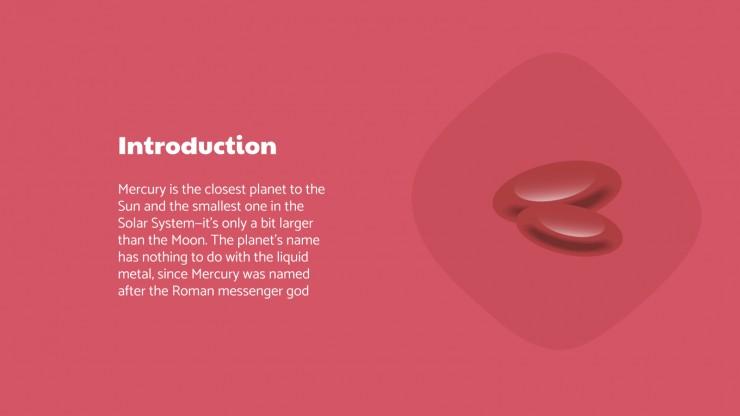 Modelo de apresentação Doenças do sangue