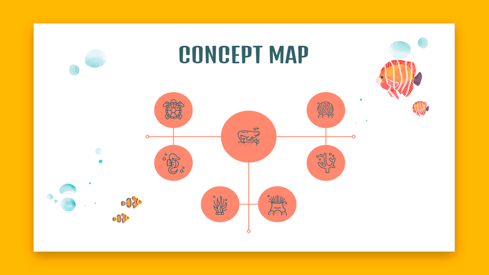Cómo crear un mapa conceptual en Google Slides   Tutoriales y Tips para tus presentaciones