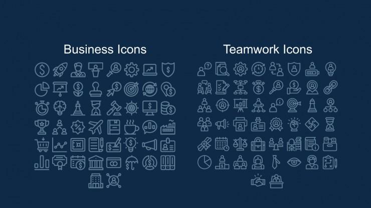 Agence de marketing digital : Modèles de présentation