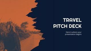 Pitch deck voyage : Modèles de présentation