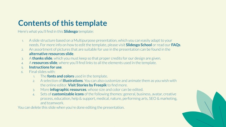 Modelo de apresentação Estratégia de sustentabilidade