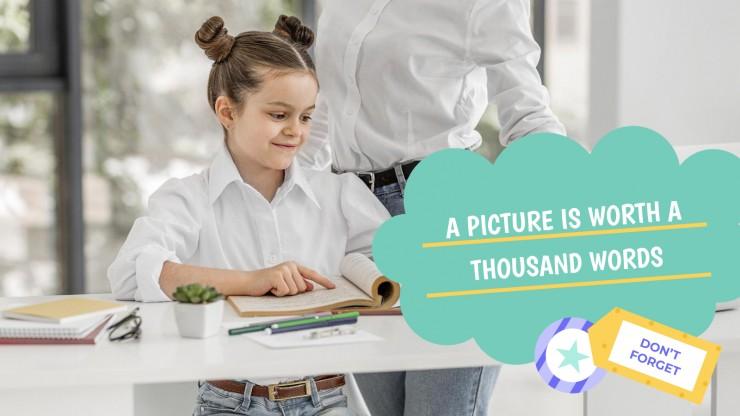 Plantilla de presentación Guía del estudiante: Aprende desde casa