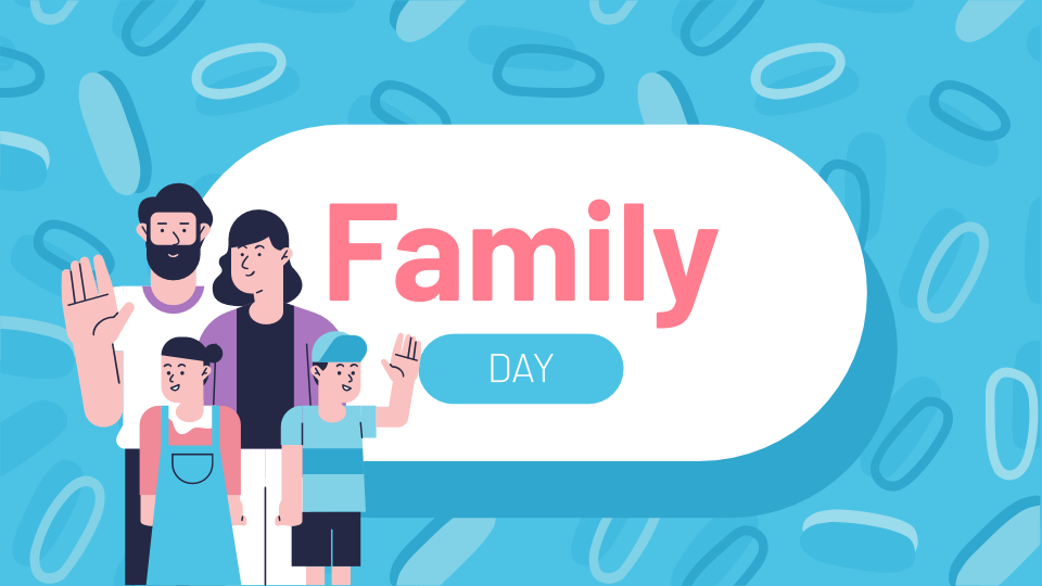 Family Day presentation template