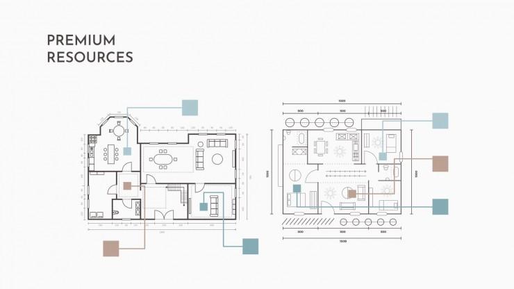 Workshop Hausorganisation Präsentationsvorlage