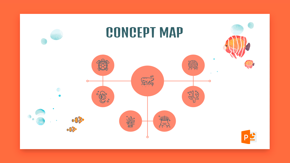How to Make a Concept Map in PowerPoint | Quick Tips & Tutorial for your presentations