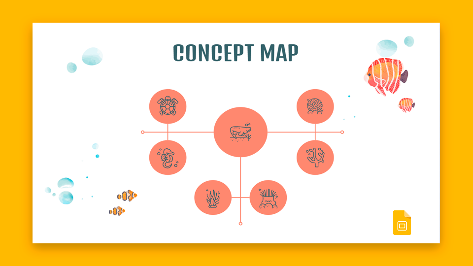 How to Make a Concept Map in Google Slides | Quick Tips & Tutorial for your presentations