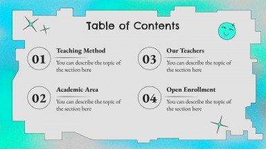 Modelo de apresentação Enriquecimento curricular