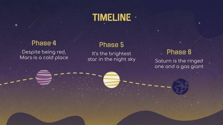 Meteor Day / International Asteroid Day presentation template