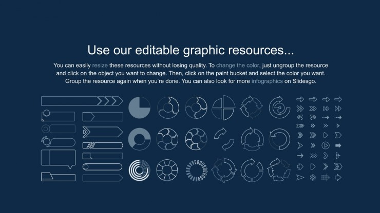 July Daily Slides presentation template