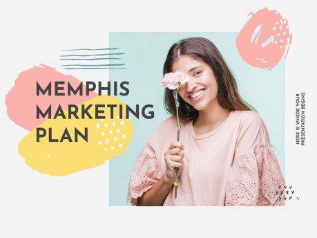 Memphis Marketing Plan 4:3