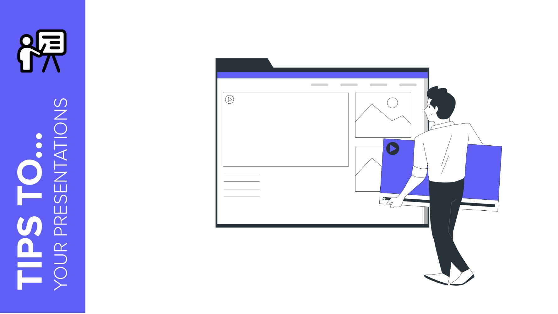 Composition Tips to Design Your Slides | Tutoriels et conseils pour vos présentations
