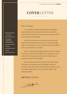 Plantilla de presentación CV para bibliotecarios